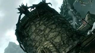Прохождение игры Skyrim часть 1
