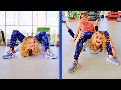 18 Eğlenceli Spor Salonu Hatası / Spor Çalışmaları Garip Hale Gelince