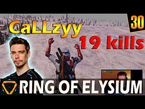 CaLLzyy | 19 kills | ROE (Ring of Elysium) | G30