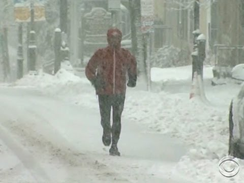 Winter storm sweeps eastern U.S.