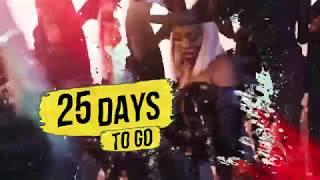 25 Days to go: Tiwa Savage  - #TheSavageTour London Edition