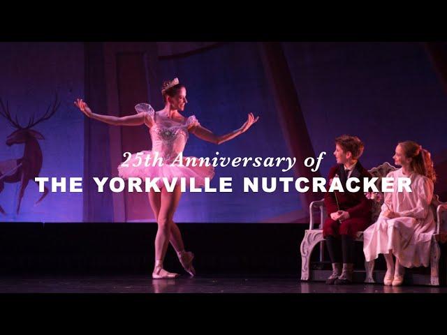 25th Anniversary of The Yorkville Nutcracker Trailer