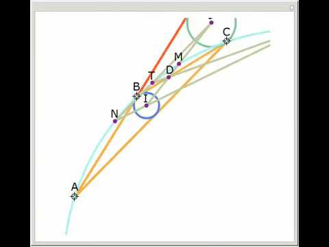 A Collinearity Involving an Excircle, the Incircle, and the Circumcircle