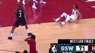 Chris Paul BREAKS Steph Curry's Ankles Travis Scott Does FORTNITE Celebration