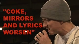 Video Eminem 50 best Freestyles, Battles + Cyphers of all time download MP3, 3GP, MP4, WEBM, AVI, FLV Agustus 2018