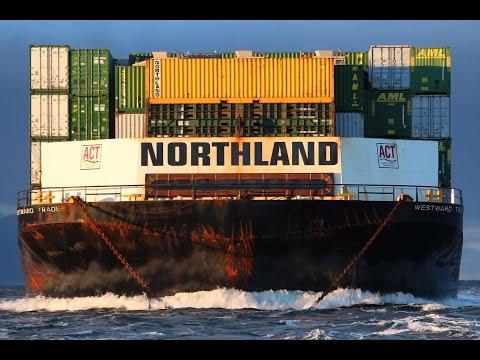 Harbor Tugs - Dutch (Part 1 - Barge Work)