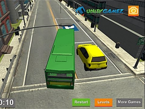 Bus And Car Parking Games Online