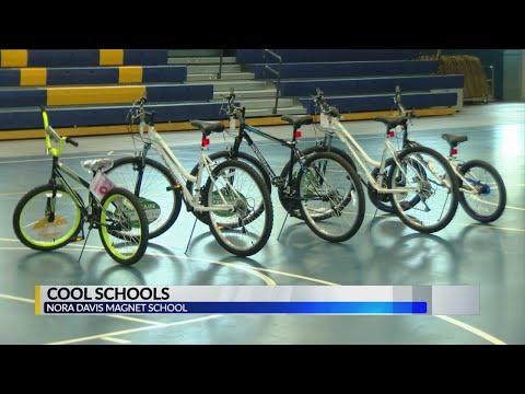 Cool Schools: Nora Davis Magnet School