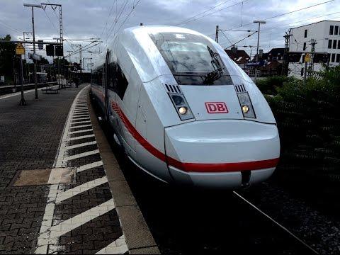 ICE 4 in Frankfurt Süd
