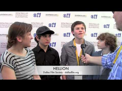 HELLION with Kat Candler, Cameron Owens, Josh Wiggins and Dylan Cole