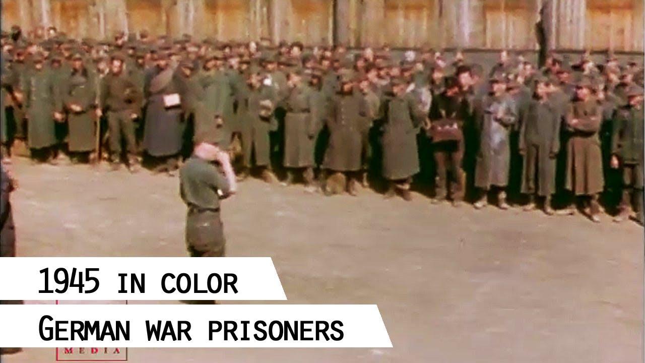 Prisoner War Camps Ww2