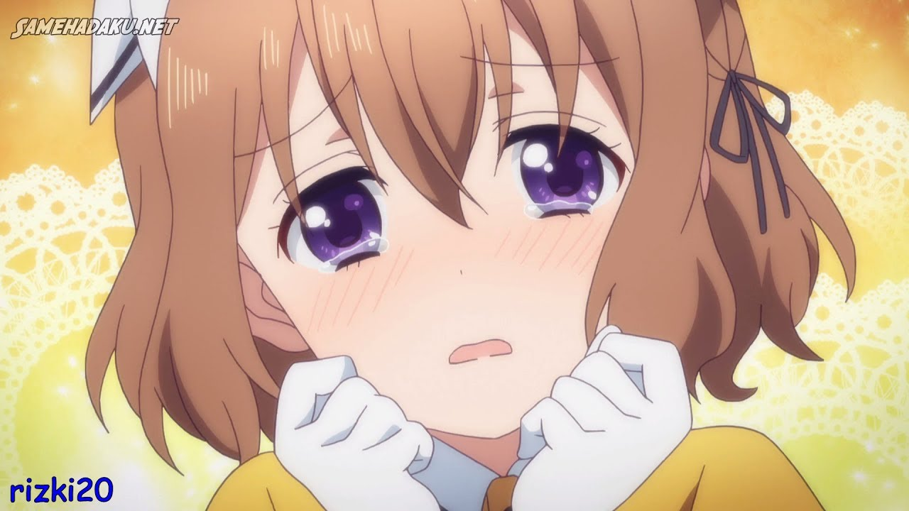 Blend S Why Mafuyu Cry Anime Funny And Kawaii Moment 6