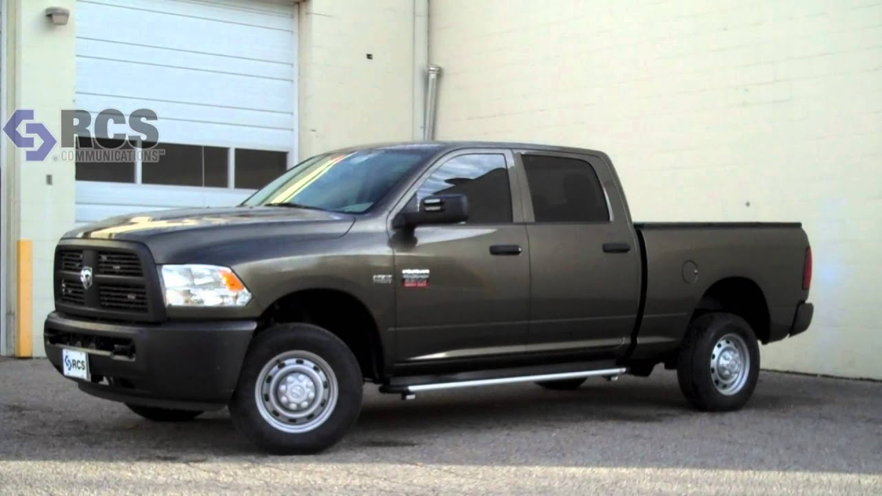 Dodge Ram 5500 >> Dodge Ram Truck - YouTube