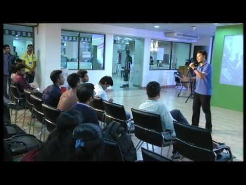 Ridwan Hafiz at Bangladesh YouthFest Gala Round