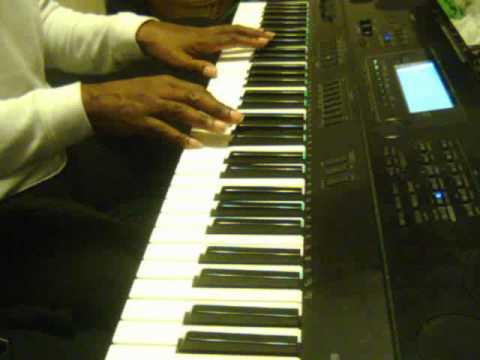 That Name  Yolanda Adams piano