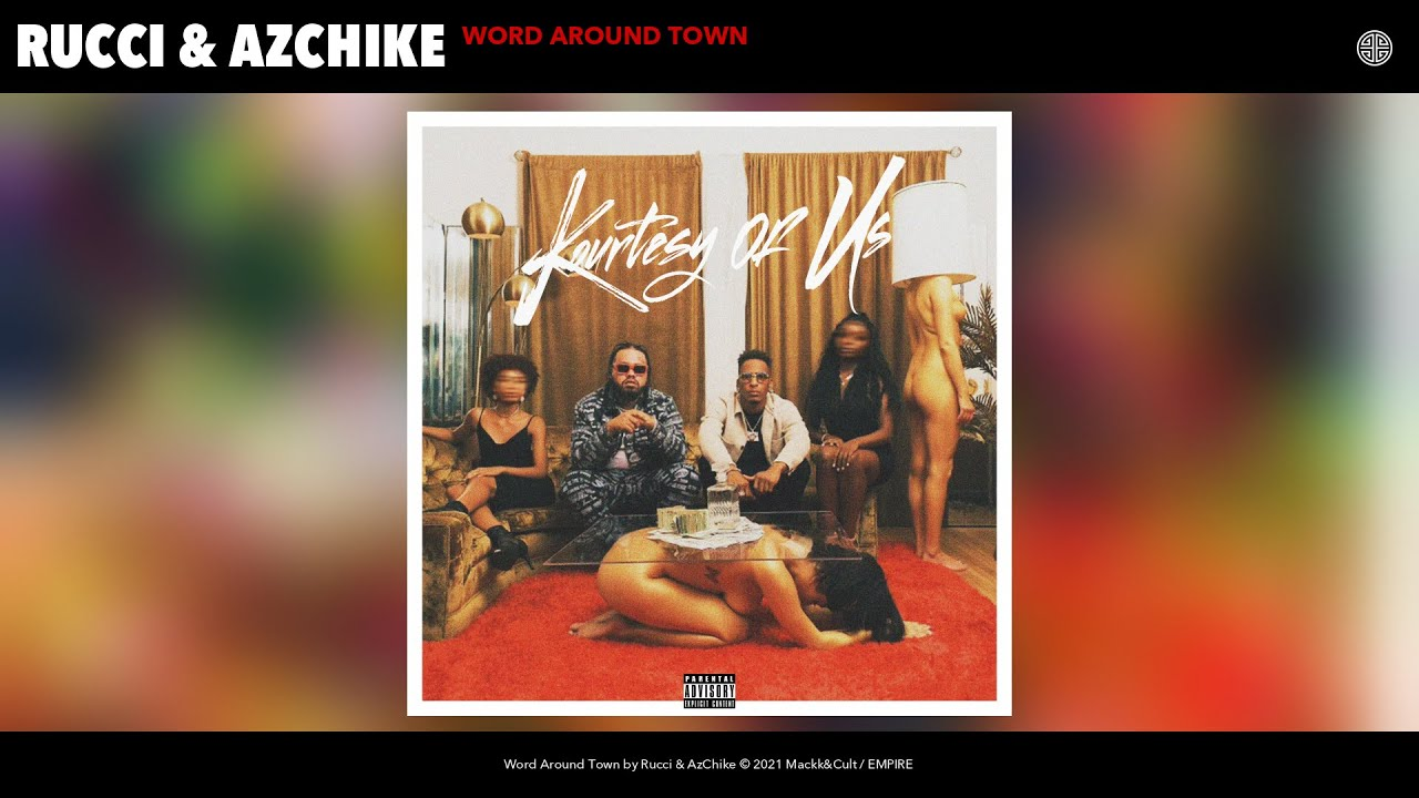 DOWNLOAD Rucci & AzChike – Word Around Town (Official Audio) Mp3 song