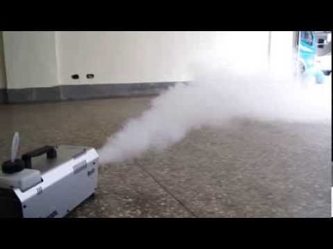 Antari Z-STREAM Fog Machine - Stage Fogger