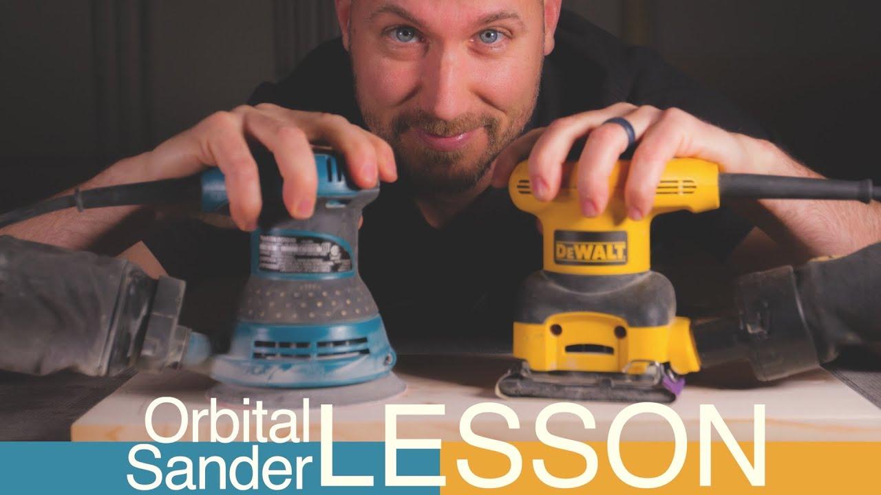 Download Orbital Sander Basics   Beginner Tool