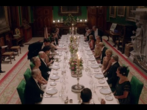 """Downton Abbey After Show Season 5 Episode 9 """"Christmas Special; A Moorland Holiday""""   AfterBuzz TV"""