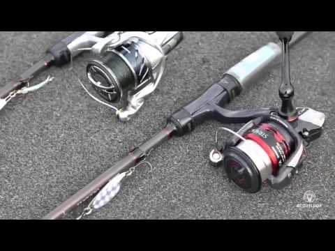 Fishing Tip: Vertical Jigging With Spinning Gear