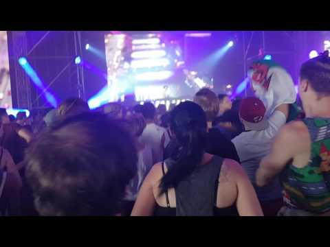 High Contrast - The Agony And The Ecstasy (Liquicity summerfestival '17)