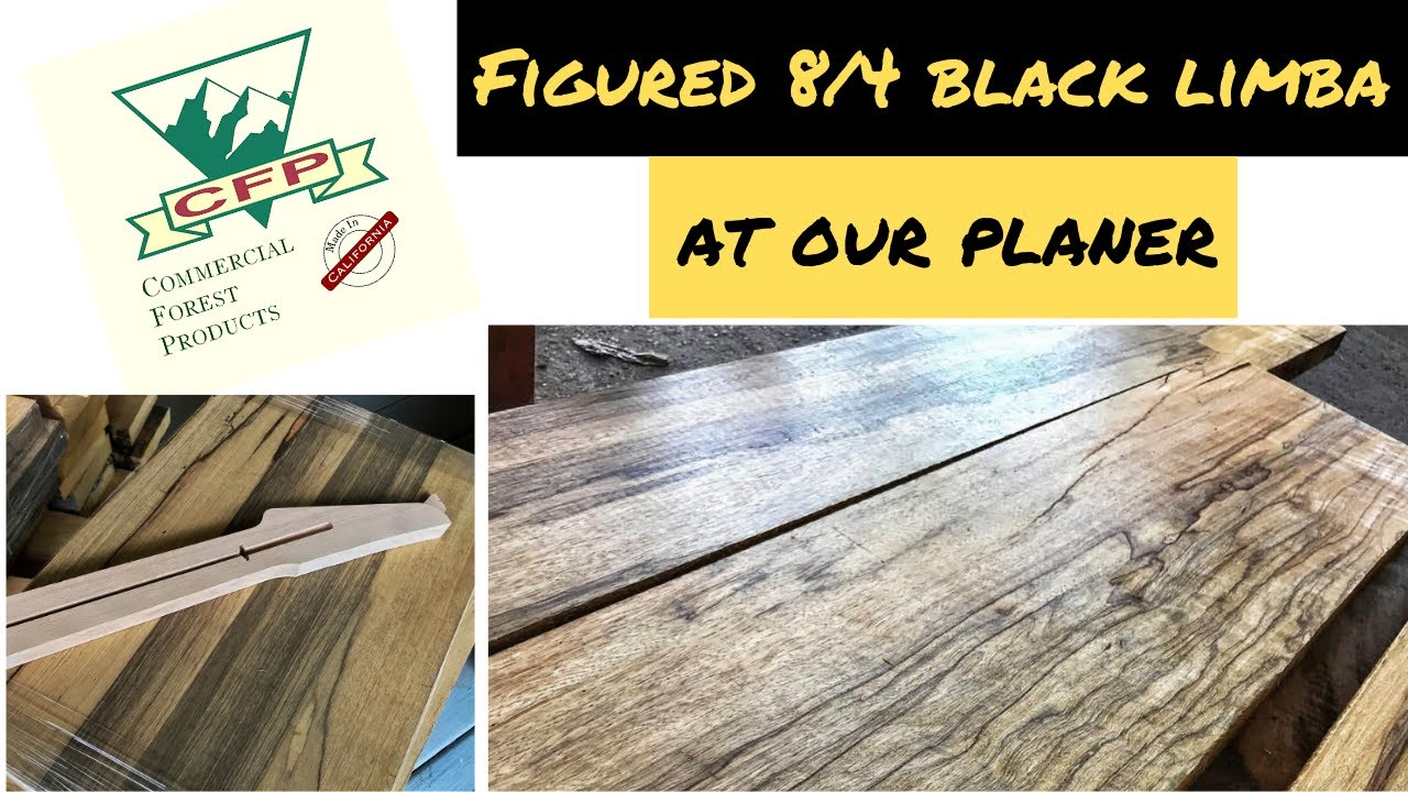🌳 Black Limba Wood - A Helpful Illustrated Guide - 2019