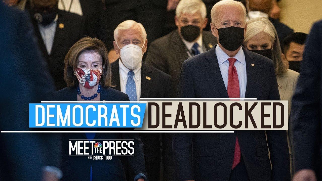 Download Meet The Press Broadcast (Full) - October 3rd, 2021