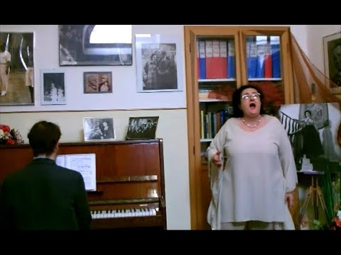 Gli acuti nel canto lirico (High Notes in Operatic Singing) - Documentary with Astrea Amaduzzi
