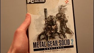 Metal Gear Solid 2 Substance PC - Why I haven
