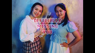 """Tamia - """"Officially Missing You"""" A Cappella Cover"""