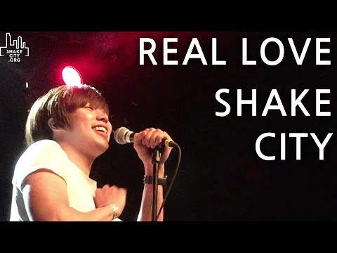REAL LOVE - SHAKE CITY (Hillsong Young & Free) (Recorded by Fans) at El Rey Theatre in Los Angeles