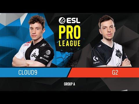G2 Esports vs Cloud9 vod