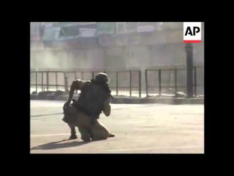 21-hour Kashmir hotel standoff leaves 7 dead
