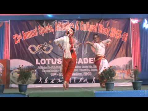 Lotus Academy, Doom Dooma, 23rd Cultural Meet 2015-16
