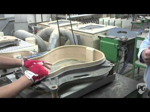 Godin Guitars Acoustic Factory Tour