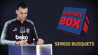 MYSTERY BOX   Sergio  Busquets