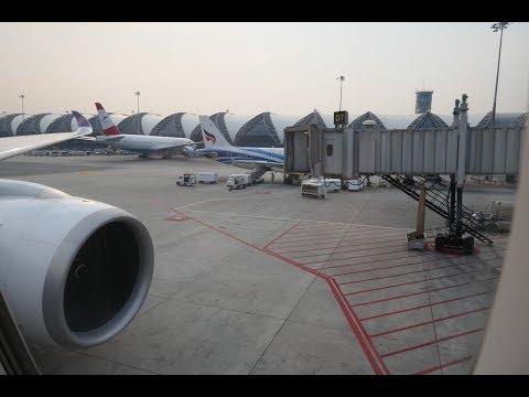 Thai Airways A350-900 | TG409 Bangkok to Singapore | Royal Silk Class | Full Flight Experience in HD