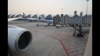 Thai Airways A350-900 | TG409 Bangkok to Singapore | Royal Silk Class | Full Flight Experience in 4K