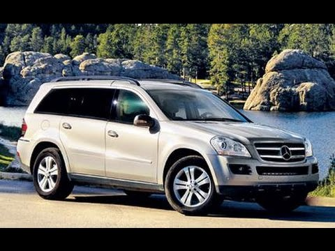 2007 mercedes benz gl450 4matic review start up and walk for Mercedes benz gl450 reviews