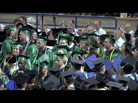 Delaware Tech 2017 Graduation Ceremony Stanton Wilmington