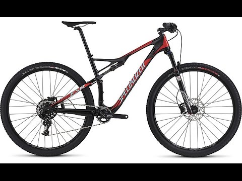 712cc8307c7 2016 SPECIALIZED EPIC FSR COMP CARBON WORLD CUP 29 - YouTube