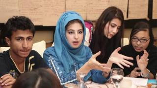 Global Youth Refugee Consultations 2015-2016
