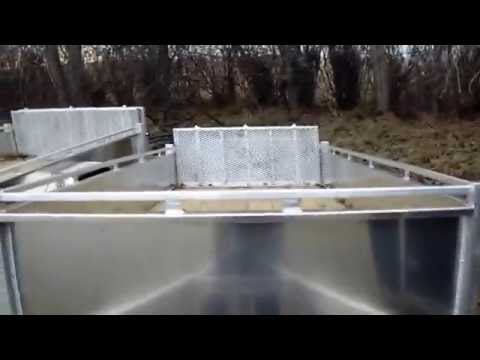 BW trail Aluminum Utility trailer