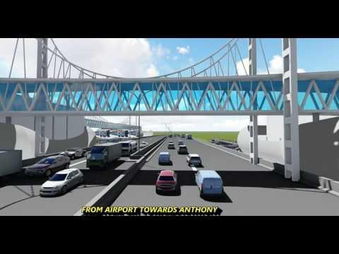 Ambode's Iconic Oshodi Transport Interchange