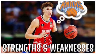 LAMELO BALL - Strengths & Weaknesses   2020 NBA Draft (Analysis)