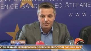 VTV Dnevnik 21. studenog 2016.