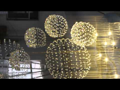 led fiber optic crystal chandelier lighting,optical fibra crystal chandelier lamps for hotel