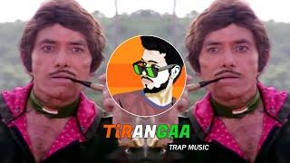 Tirangaa Movie Dialogues - Trap Mix - Dj SiD Jhansi   Rajkumar , Nana Patekar