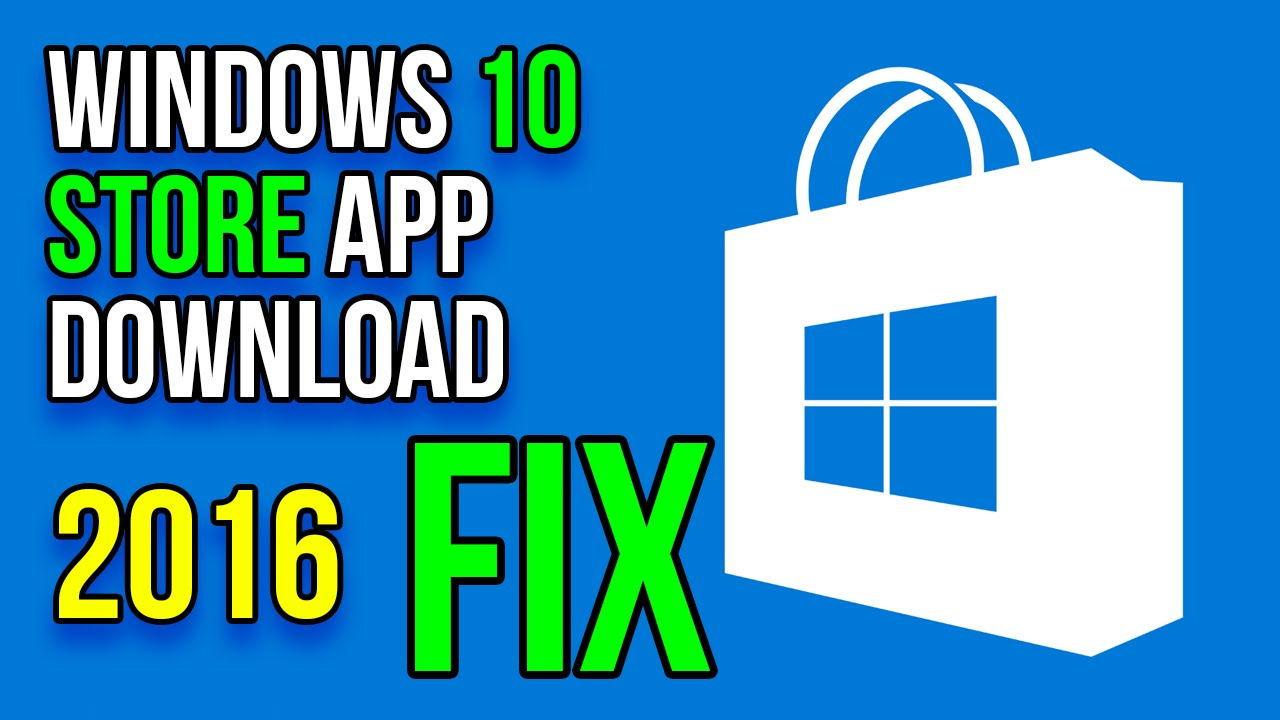 How To Fix Windows 10 Store App Download Problem 2018 | Error code  0x80072EFD & 0X80240438