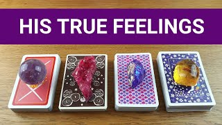 HOW DOES HE FEEL ABOUT ME? 💖 *Pick A Card* Love Tarot Reading Crush Twin Flame Reading Relationship
